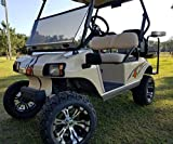 Best unbranded Golf Carts - 3M Film Golf Cart Graphics Decal kit Club Review