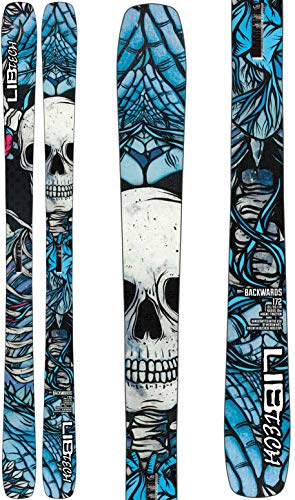 Lib Tech Backwards Blem Skis Mens Sz 166cm ()