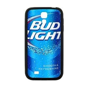 Generic Custom Phone case for Samsung Galaxy S4 Bud Light Beer Pattern