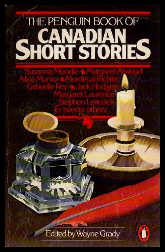 Penguin Book of Canadian Short Stories