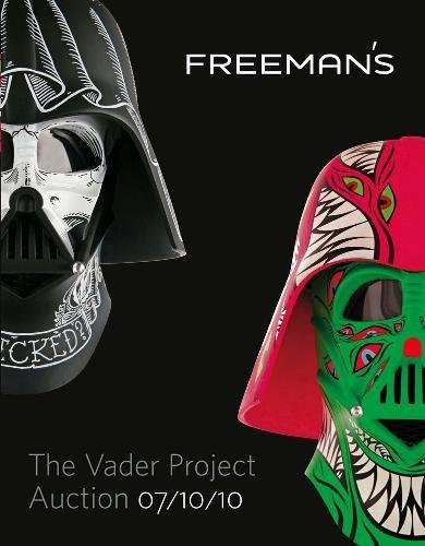 The Vader Project Auction Catalog: 100 Helmets/100 Artists from Ingramcontent