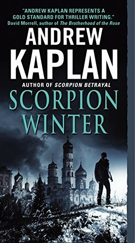 Scorpion Winter by Andrew Kaplan (2012-07-31)
