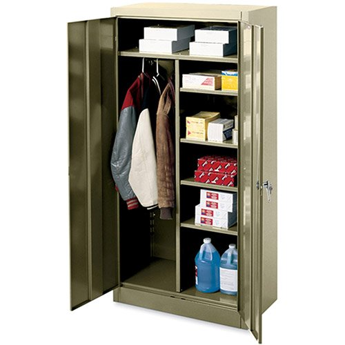 Edsal Combination Cabinet - 36X18x72