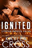 Ignited (Titanium Security, #1) by Kaylea Cross front cover