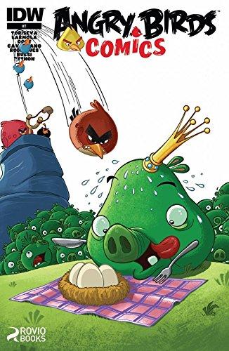 Amazon.com: Angry Birds Comics #7 eBook: Janne Toriseva ...