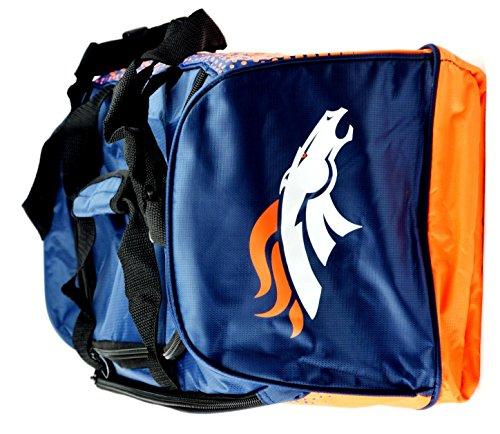 NFL Football DENVER BRONCOS HoldAll Fade Small Bag/Tasche/Sporttasche