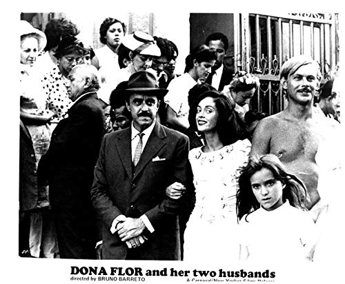 2ec0149b0c Dona Flor and her Two Husbands original 8x10 photo Sonia Braga arm ...