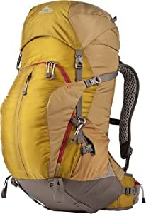 Gregory Mountain Products Z 65 Backpack, Sonora Gold, Medium