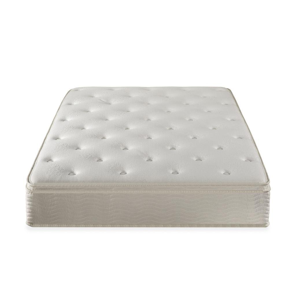 rated as 2017u0027s best mattress this product comes in 12 inch size you need not worry while purchasing this order as it comes with an outstanding 10 year