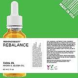 Active Facial Oil - Rebalance - Argan and Jojoba