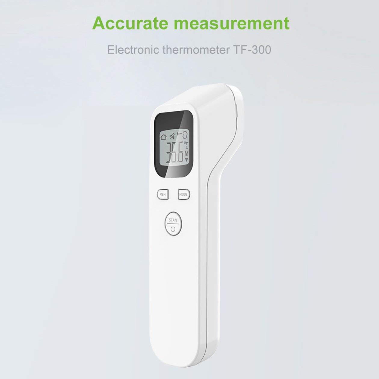 Nowakk Infrarot-Thermometer Ber/ührungslose Infrarot-Temperaturpistole Handthermometer Elektronische Pr/äzisionsmesspistole