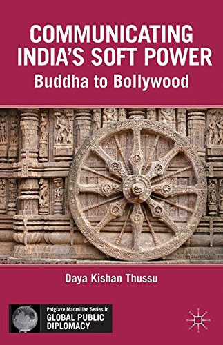 Communicating India's Soft Power: Buddha to Bollywood (Palgrave Macmillan Series in Global Public Diplomacy)