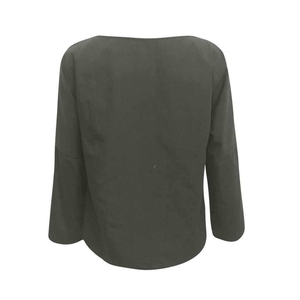 MOTOCO Camisa de Mujer Camiseta de Manga Corta de Gran tamaño ...