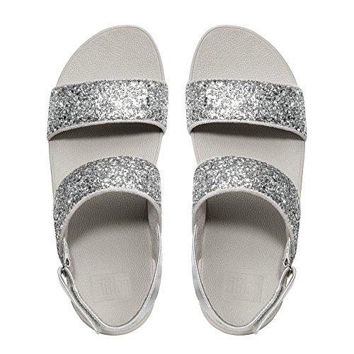 Fitflop Kvinder Glitter Kugle Sandal Sølv (sølv Glitter) j87fkei