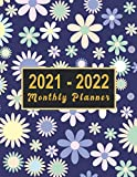 2021-2022 Monthly Planner: large see it bigger