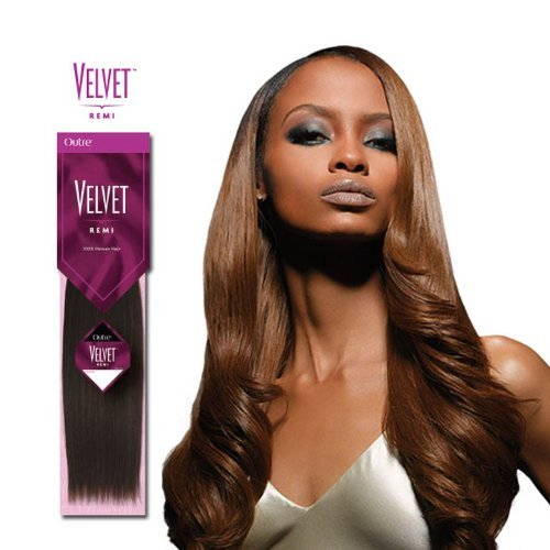 (Outre Velvet Remi Hair Extension 12