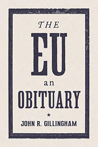The EU: An Obituary