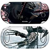 ninja gaiden vita - Skin Decal Sticker For Ps Vita 1000 Series Pop Skin-Ninja Gaiden #01+Screen Protector+Offer Wallpaper Image