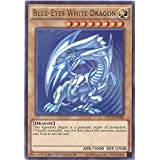 Yu-Gi-Oh! - Blue-Eyes White Dragon (CT13-EN008) - 2016 Mega-Tins - Limited Edition - Ultra Rare by Yu-Gi-Oh!