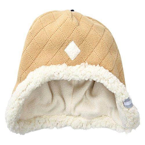Lodger HTFROATH6002584L Babym/ütze Hatter Fleece Scandinavian Sand 6-12 Monaten