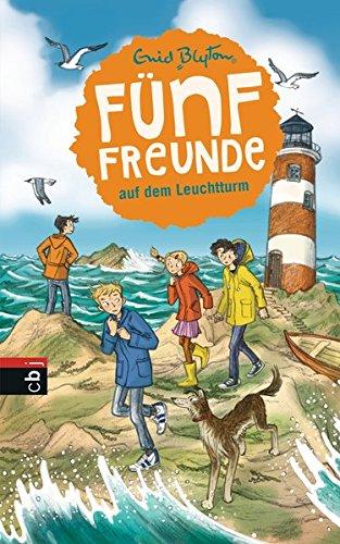 Fünf Freunde auf dem Leuchtturm (Einzelbände, Band 16)
