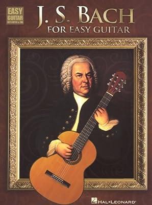 J.S. Bach for Easy Guitar. Partituras para Guitarra, Acorde de ...