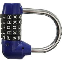 Ogquaton Candado de Seguridad Código de 5 Letras
