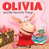 OLIVIA and Her Favorite Things, Maggie Testa, 1442465875