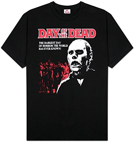 Day of the Dead - The Darkest Day of Horror T-Shirt Size XL