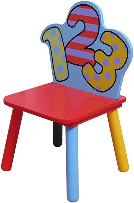 juego de mesa y silla para niños (una Mesa y Dos sillas) combinación de Escritorio para bebés, Mesa/Silla de Aprendizaje para Juegos de jardín de Infantes,: Amazon.es: Hogar