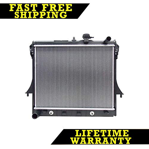 Radiator For 06-12 Chevy Colorado GMC Canyon Hummer H3 Great ()