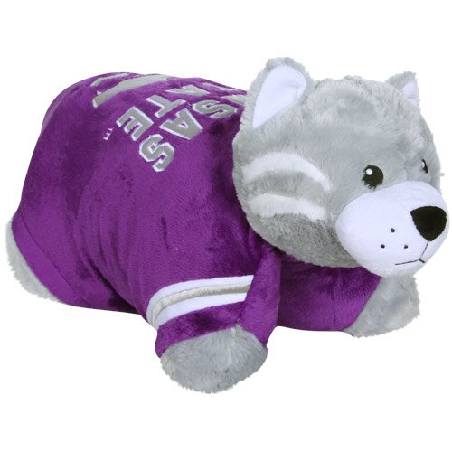 NCAA Kansas State Wildcats Pillow Pet - Kansas Pillow