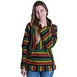 Orizaba Original Baja Hoodie | 26 COLORS | Drug Rug | Hippie Surf Poncho | S-XXL