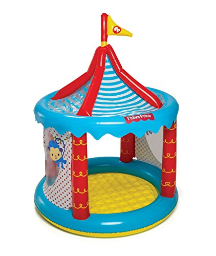 Fisher Price Circus Inflatable Ball Pit