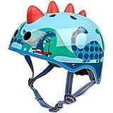 Micro Safety Helmet: Scootersaurus Medium