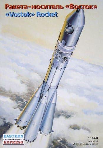 イースタンエクスプレス 1/144 ロシア ボストーク ロケット プラモデル EE14451