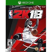 NBA 2K18 Legend Edition- Xbox One