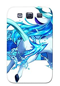 Tpu Yellowleaf Shockproof Scratcheproof Puzzle Dragons Hard Case Cover For Galaxy S3 For Lovers