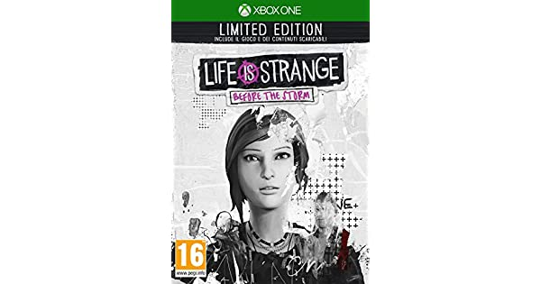 Life is Strange: Before the Storm - Limited Edition - Xbox One [Importación italiana]: Amazon.es: Videojuegos