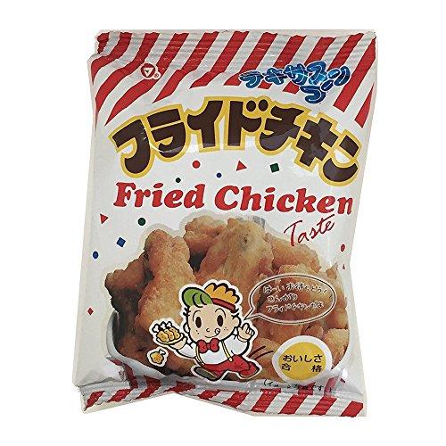 - Texas Corn Fried Chicken Taste 0.4oz 30Bags Japanese Snack Matsuyamaseika Ninjapo