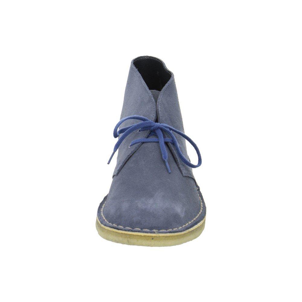 Clarks Originals Desert Boot, Herren Desert Boots, Grau (Greystone Suede) 45 EU 10.5 UK
