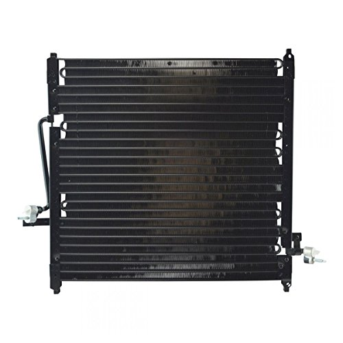 AC Condenser A/C Air Conditioning for 98-10 Ford Ranger 98-09 Mazda Pickup (2000 Ac Condenser)