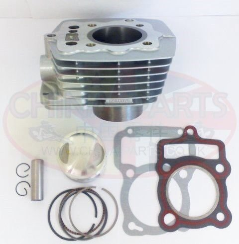 150cc Cylinder Big Bore Set for Lexmoto Vixen 125 HT125-8 China Parts