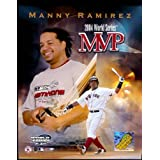 Manny Ramirez 2004 World Series MVP Red Sox 8x10 Photo