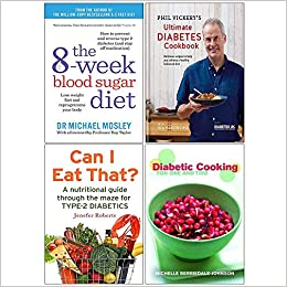 The 8 Week Blood Sugar Diet Phil Vickery Ultimate Diabetes