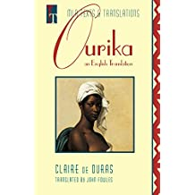 Ourika: An English Translation (Texts and Translations)