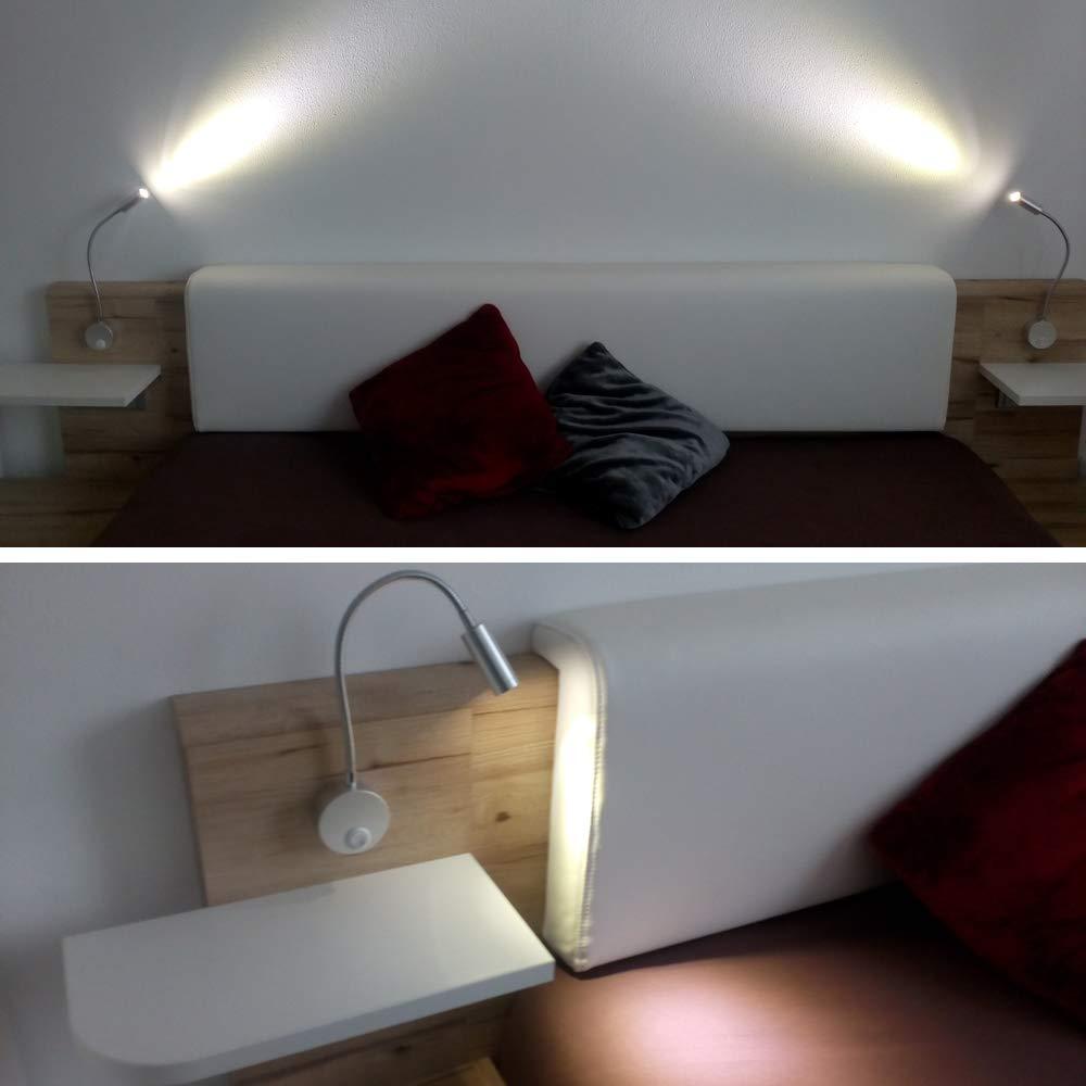 Wall Lamp (Silver no Plug)