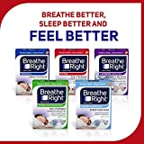 Breathe Right Extra Tan Drug-Free Nasal Strips