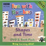 Fun with Numbers: Shapes and Times Pack (Watch and Learn)