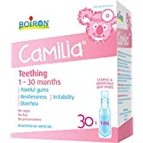 Boiron Camilia Teething Relief, 30-Dose